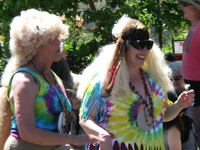 Hippies in Ashland!